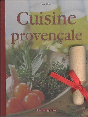 Cuisine Provencale + Objet