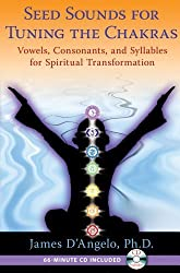 Seed Sounds for Tuning the Chakras: Vowels, Consonants, and Syllables for Spiritual Transformation by James D'Angelo Ph.D. (2012-08-22)