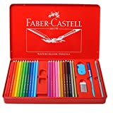 Faber-Castell 1159- Buntstifte, 24/36/48er Metalletui Künstlerfarbstift (48er Metalletui)