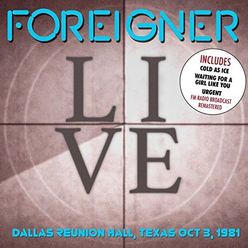 Live - Dallas Reunion Hall, Te...