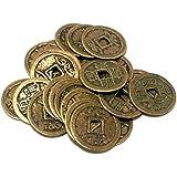 Find something different 24Loose Chino antiguo suerte y riqueza monedas de cobre