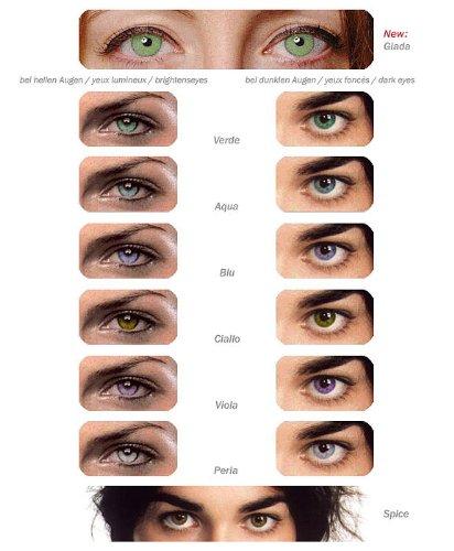Queen\'s Solitaire (ex Queen color), 2 Stück/BC: 8.6 mm/DIA: 14.0 / -3,75 Dioptrien/Farbe: perla