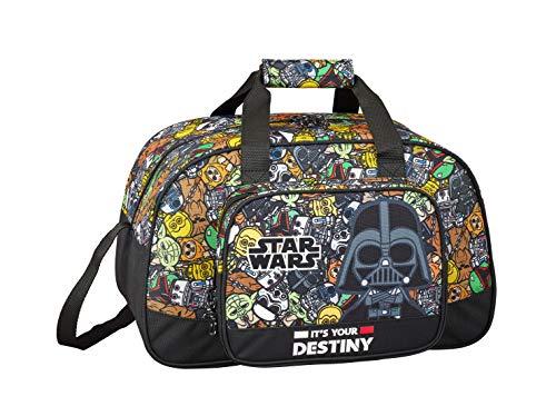 Star Wars Sporttasche Galaxy 400x230x240mm - 400 Rugby