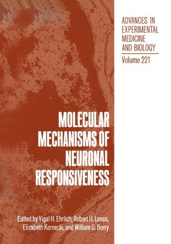 Molecular Mechanisms of Neuronal Responsiveness (Advances in Experimental Medicine & Biology) Lenox Tiere