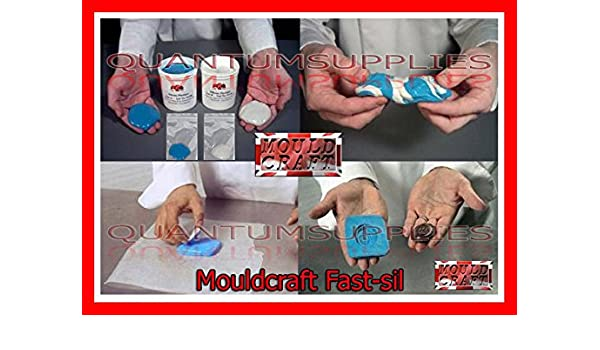 Vehicle Parts & Accessories Mouldcraft Fast-Sil 100g Mould Making
