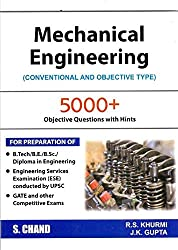 "For more than 30 years, ""Mechanical Engineering: Conventional & Objective Type"" has been a comprehensive text for undergraduate students of Civil Engineering and has successfully helped them prepare for various competitive (such as GATE, UPSC and..."