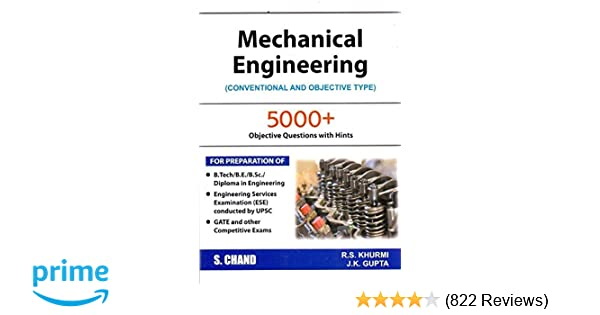 Buy Mechanical Engineering: Conventional and Objective Types