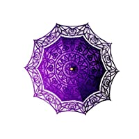 The 1 for U Parasol - Wedding Victorian Cotton Lace Sun Umbrella