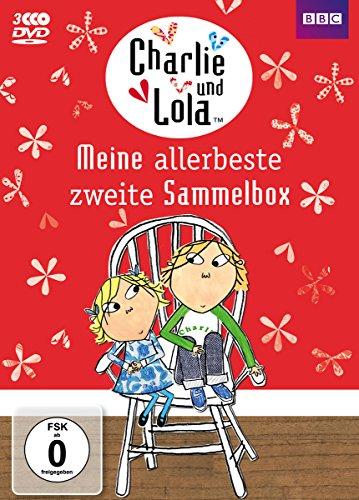 Charlie und Lola - Meine allerbeste zweite Sammelbox [3 DVDs]