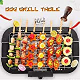 Prakal Electric Barbeque Grill Electronic PAN with Power Indicator Light - BBQ Grill