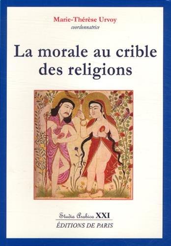 La morale au crible des religions