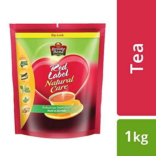 Brooke Bond Red Label Natural Care Tea, 1 kg