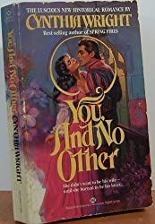 You, and No Other by Cynthia Wright (1984-07-12)