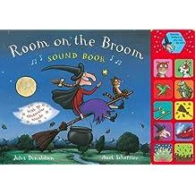 Room on the Broom Sound Book