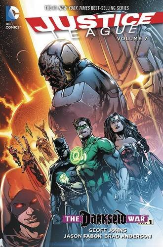 Justice League 7: Darkseid War