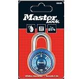 Master Lock 1533EURD Cadenas à combinaison coffre fort fixe 38 mm Multicolore