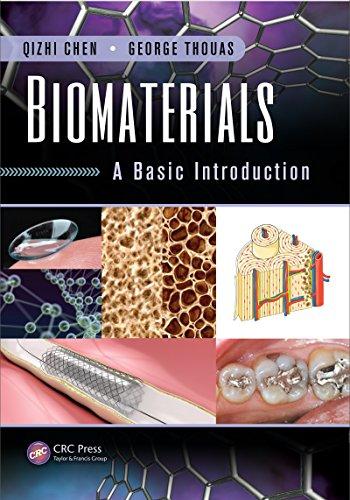 Biomaterials: A Basic Introduction por Qizhi Chen epub