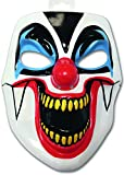 Rubies-s3193-Máscara-payaso del infierno-Talla única