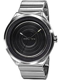 TACS LPM Analog Black Dial Unisex Watch -TS1303B