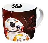 Star Wars 12990 Porzellantasse, mehrfarbig, 9 x 12 x 8,5 cm