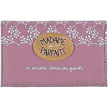 Porte-Papiers de Voiture - Madame Parfaite Bon Point - Pochette pour Femme
