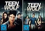Teen Wolf - Die komplette erste und zweite Staffel im Set - Deutsche Originalware [8 DVDs]