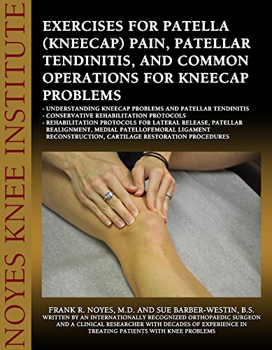 Exercises for Patella (Kneecap) Pain, Patellar Tendinitis, and Common Operations for Kneecap Problems (English Edition)