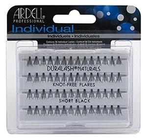 Ardell Duralash Naturals Knot-Free Short Black (56 Lashes) (2 Pack)
