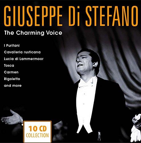 Di Stefano -The Charming Voice