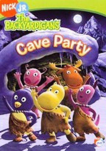 The Backyardigans: Cave Party - Dvd Backyardigans