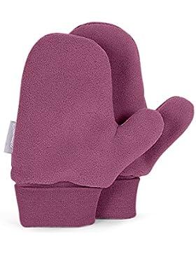Sterntaler - Baby Mädchen Faust Handschuhe, himbeer - 4301620h