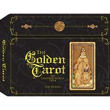 The Golden Tarot: The Visconti-Sforza Deck by Mary Packard (2013-03-21)