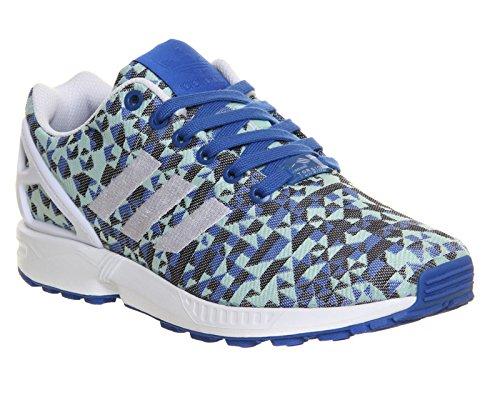 Adidas Zx Flux Weave - Sneaker pour homme Bleu