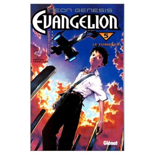 Neon Genesis Evangelion Tome 5 : Le tombeau