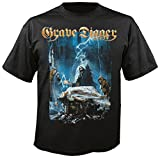 Photo de Grave Digger - Healed by Metal - T-Shirt par Grave Digger