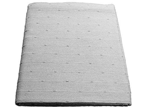 Sanz Marti - Plaid MULTIUSOS KENYA 230x260 - gris