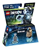 Cheapest LEGO Dimensions  Doctor Who  Cyberman and Dalek Fun Pack on PlayStation 3