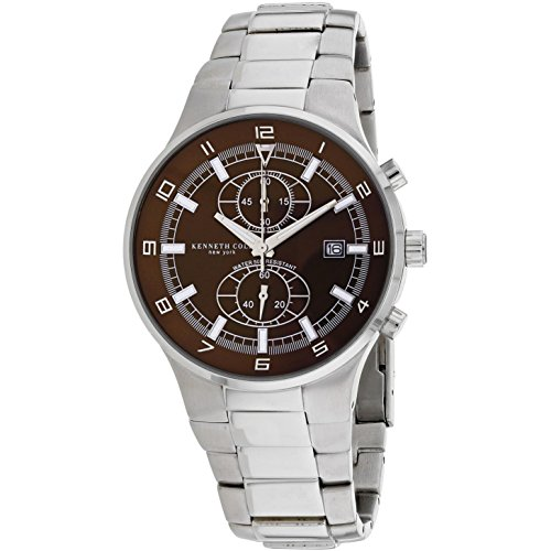 Kenneth Cole Classic Reloj de Hombre Cuarzo 40mm Correa de Acero 10036277
