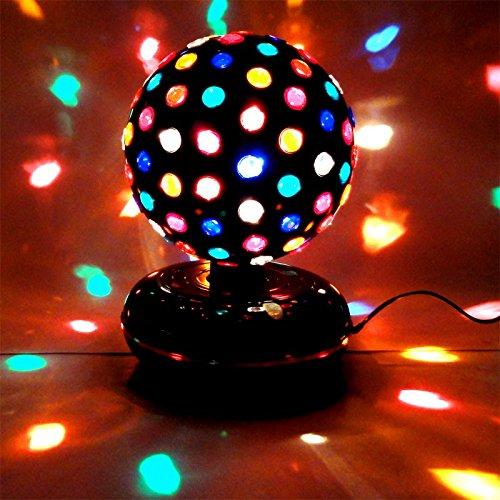 Ø 29 cm Party Magic Discokugel Discolicht nur 3 Watt LED