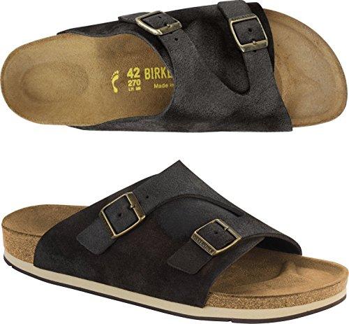 birkenstock-zurich-suede-leather-finish-scarpe-sandali-camoscio-vintage-42-eu-brown