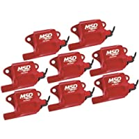 MSD Ignition 82878 GM LS Series Coils - (8) (LS-2/