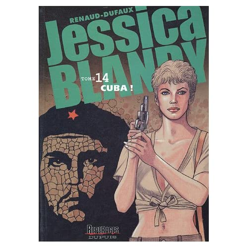 Jessica Blandy - tome 14 - Cuba !