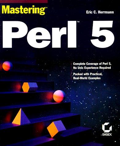 MASTERING PERL 5 par Eric Herrmann