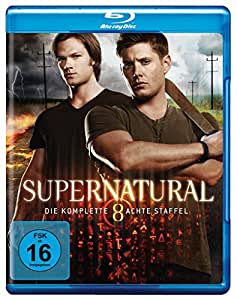 Supernatural - Staffel 8 [Blu-ray]