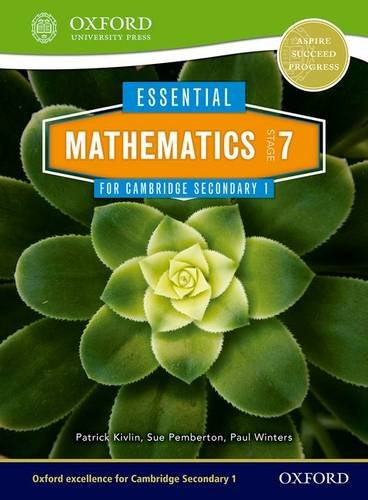 Essential mathematics for Cambridge IGCSE secondary. Student's book. Per la Scuola media. Con espansione online: 7 (Cie Igcse Essential)