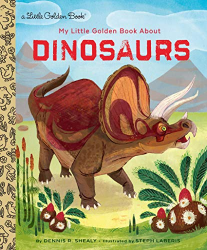 My Little Golden Book About Dinosaurs (English Edition)