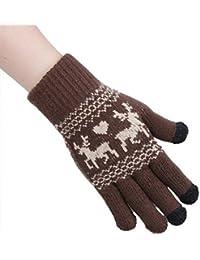 Decus Touch Screen kapazitiv Handschuhe Warm Unisex geeignet für alle Handys