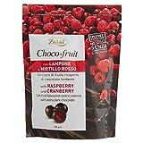 Zaini Dragees alla Frutta Ricoperta di Cioccolato con Lampone - 6 Confezioni da 125 g