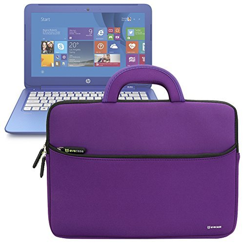 evecase-hp-stream-13-14-133-14inch-laptop-sleeve-portable-slim-neoprene-travel-carrying-case-bag-w-d