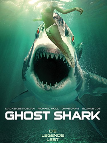 Ghost Shark Cover